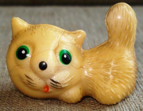 """Guminis žaislas """"Kačiukas"""""""