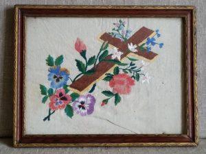 Siuvinėtas paveikslas