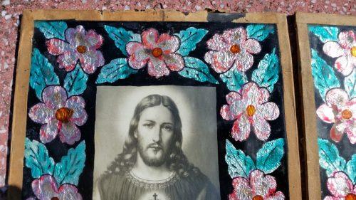 Religinių paveikslų komplektas