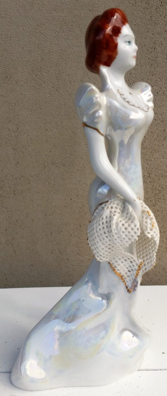 Porceliano statulėlė