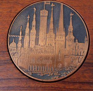 "Stalo medalis ""Tallinn"""