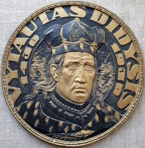 "Bareljefas ""Vytautas Didysis"""