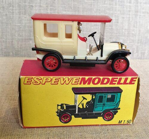 """Vaikiška mašinėlė """"DAIMLER BENZ 1911"""""""