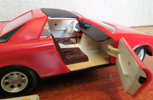 """Vaikiška mašinėlė """"Alfetta Spider"""""""