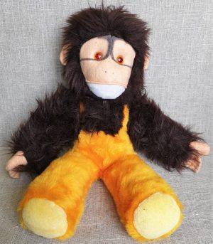 """Pliušinis žaislas """"Bezdžionė"""""""