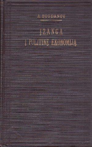 A. Bogdanov. Įžanga į politinę ekonomiją