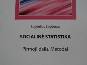 Bagdonas E. Socialinė statistika. I d.