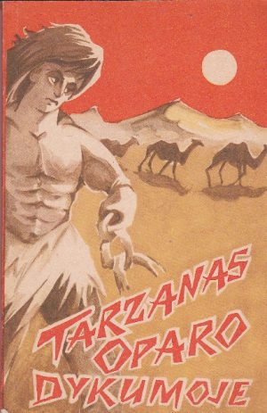 Barouzas Edgaras Raisas. Tarzanas Oparo dykumoje