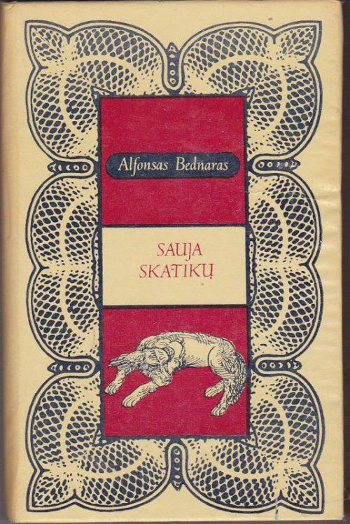 Bednaras Alfonsas. Sauja skatikų
