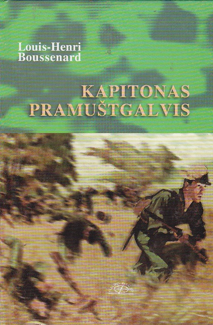 Boussenard Lois Henri Kapitonas pramuštgalvis