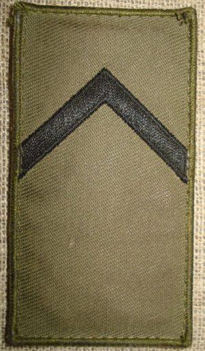 Lietuvos kariuomenės laipsnio ženklas