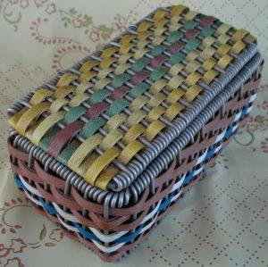 Rankų darbo dėžutė