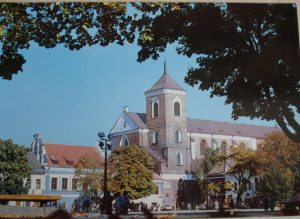 """Atvirukas """"Kaunas. Šv. Apaštalų Petro ir Povilo arkikatedra bazilika"""""""