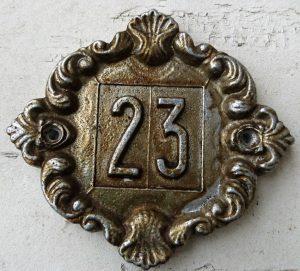 """Metalinis numeris """"23"""""""
