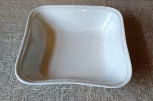 """Porcelianinė lėkštė """"Triptis"""""""