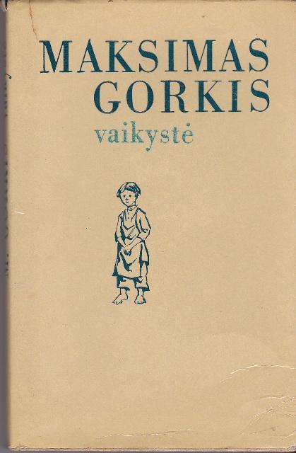 Gorkis Maksimas. Vaikystė