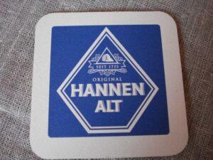 """HANNEN ALT"" alaus padėkliukas"