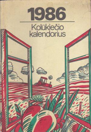 1986 m. kolūkiečio kalendorius