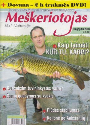 Meškeriotojas 2007/8