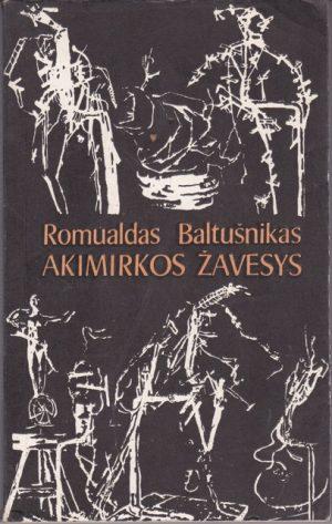 Baltušnikas R. Akimirkos žavesys