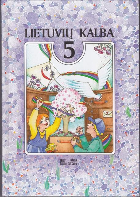 Dominauskaitė R., Juodišiūtė R. Lietuvių kalba 5 (2 dalis)