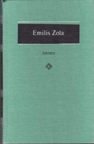 Zola Emilis. Grobis