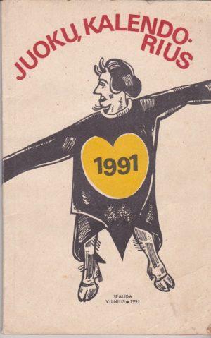 Juokų kalendorius 1991