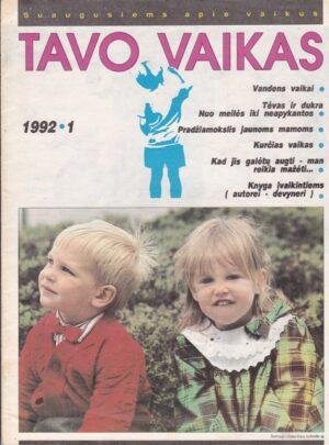 Tavo vaikas, 1992/1