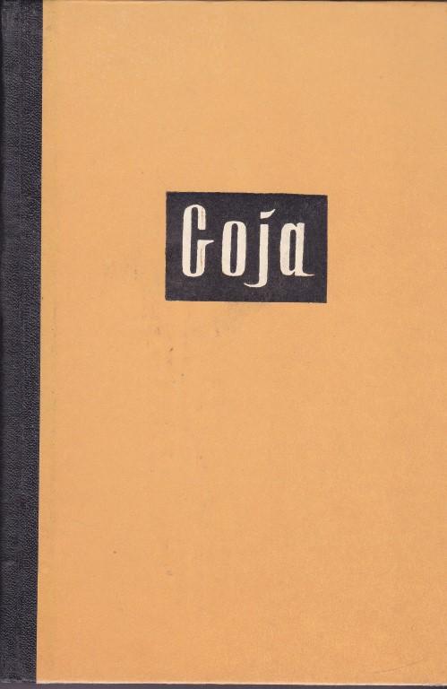 Foichtvangeris L. Goja arba sunkus pažinimo kelias