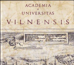 Academia et universitas Vilnensis