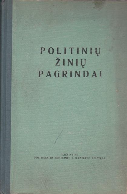 Politinių žinių pagrindai