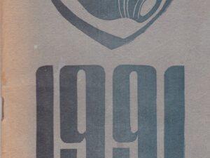 Tauragės kalendorius, 1991 m.
