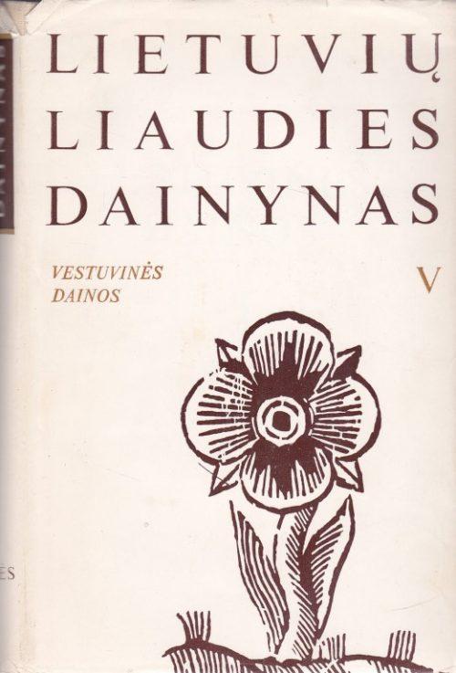 Lietuvių liaudies dainynas (5 tomas): Mergvakario ir jaunojo sutikimas
