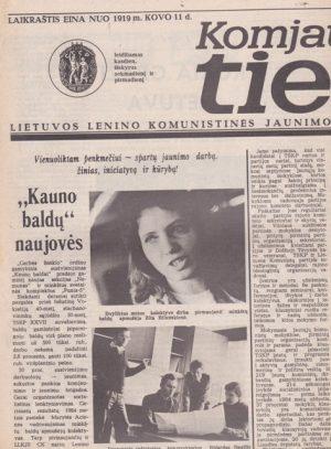 Komjaunimo tiesa, 1985-04-03
