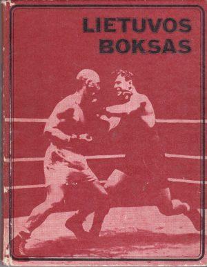 Zaboras A. ir kiti. Lietuvos boksas