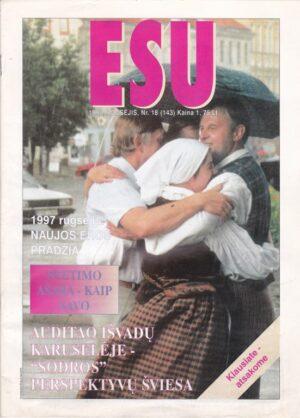 """""""Esu"""", 1997/18"""