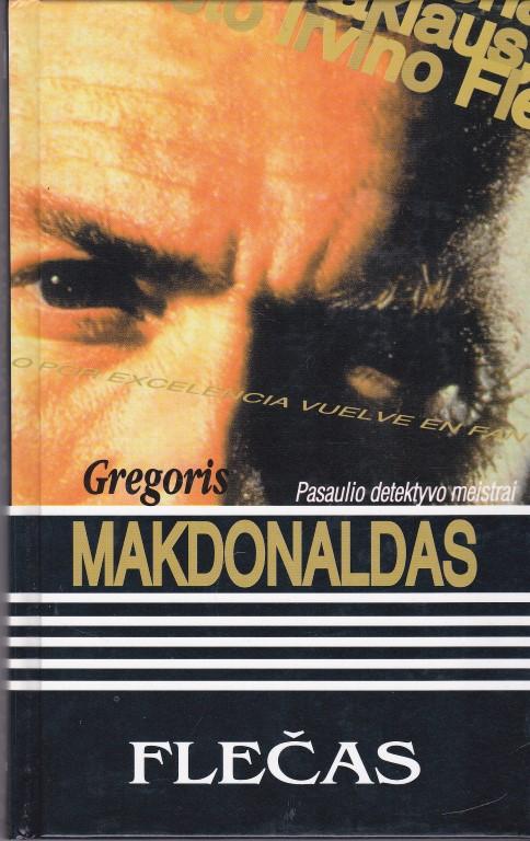 Makdonaldas Gregoris. Flečas
