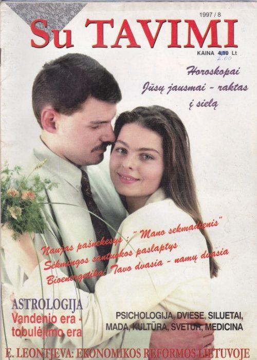 """""""Su Tavimi"""", 1997/8"""