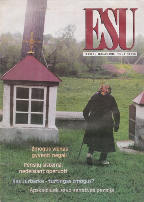 """""""Esu"""", 2000/8"""