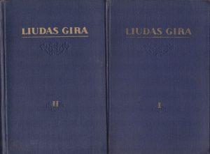 Gira Liudas. Raštai dviejuose tomuose