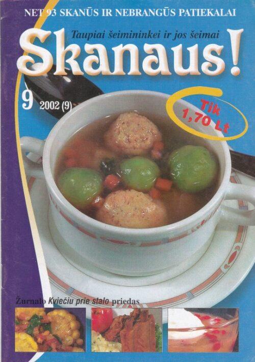 Skanaus, 2002/9