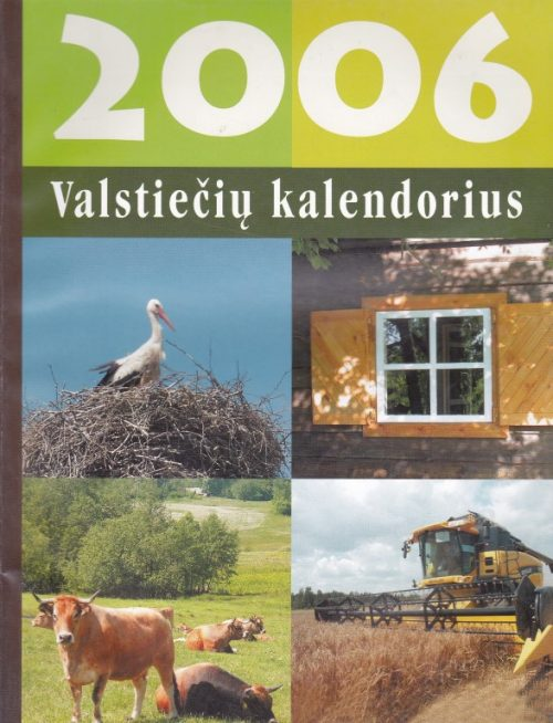 Valstiečių kalendorius 2006