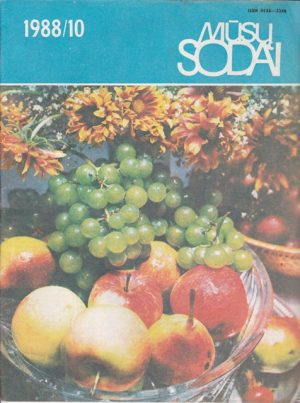 Mūsų sodai, 1988/10