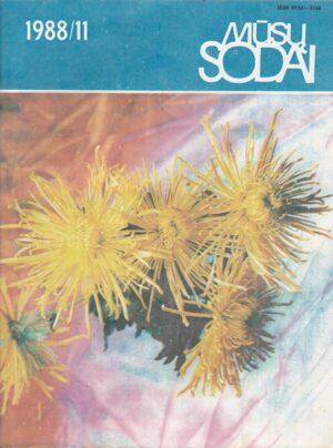 Mūsų sodai, 1988/11