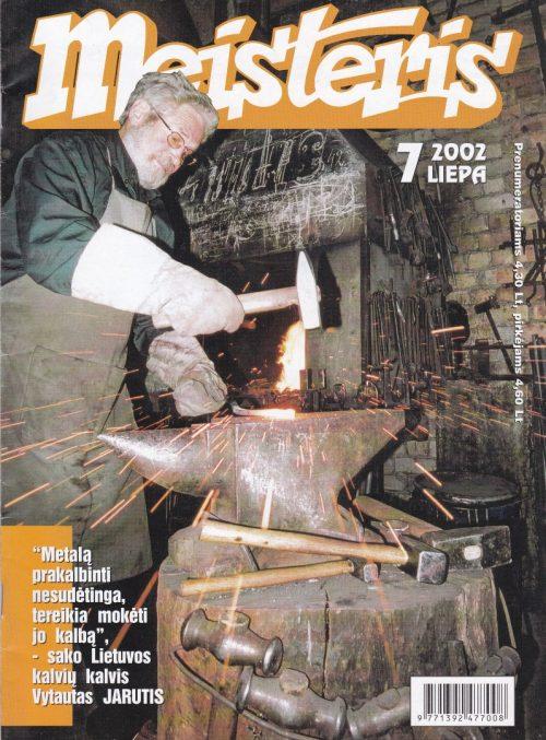 """""""Meisteris"""", 2002/7"""