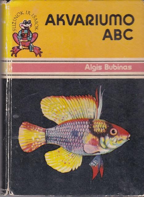 Bubinas A. Akvariumo ABC