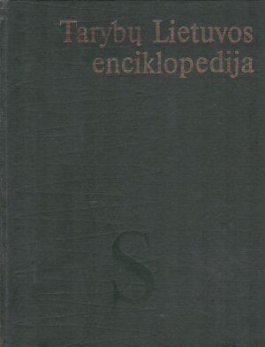 Tarybų Lietuvos enciklopedija, IV tomas