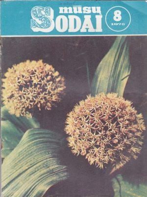 Mūsų sodai, 1978/8