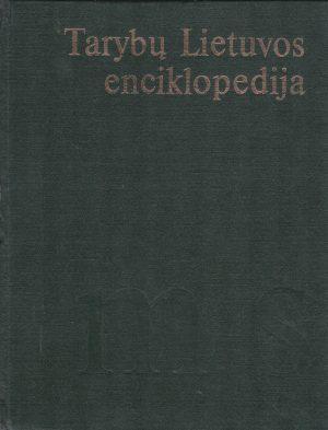Tarybų Lietuvos enciklopedija, III tomas