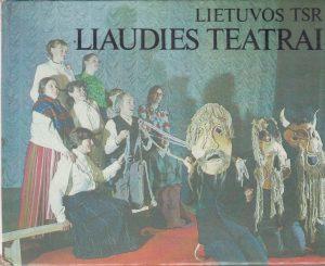 Simijonaitė S.L. Lietuvos TSR liaudies teatrai
